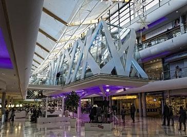 Alexandrium Mall in Rotterdam